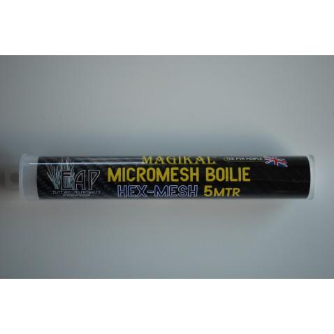 EAP - Micromesh Boilie Hex-Mesh - 5m Tuba