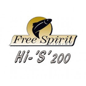 "Free Spirit Hi-S'-200 13"" - 50mm"