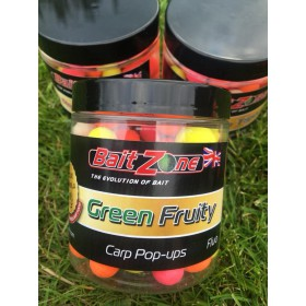 BaitZone Pop-Ups Fluo Green Fruity