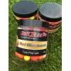 BaitZone Pop-Ups Fluo Red Blodworm