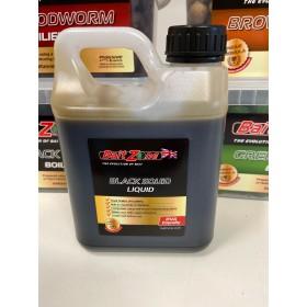 BaitZone Black Squid Liquid 1L